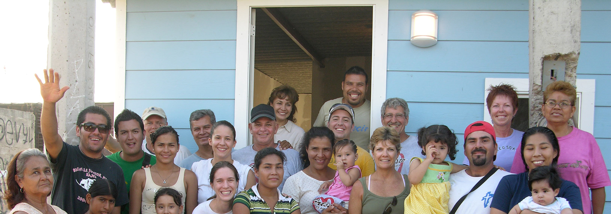Homes of Hope History