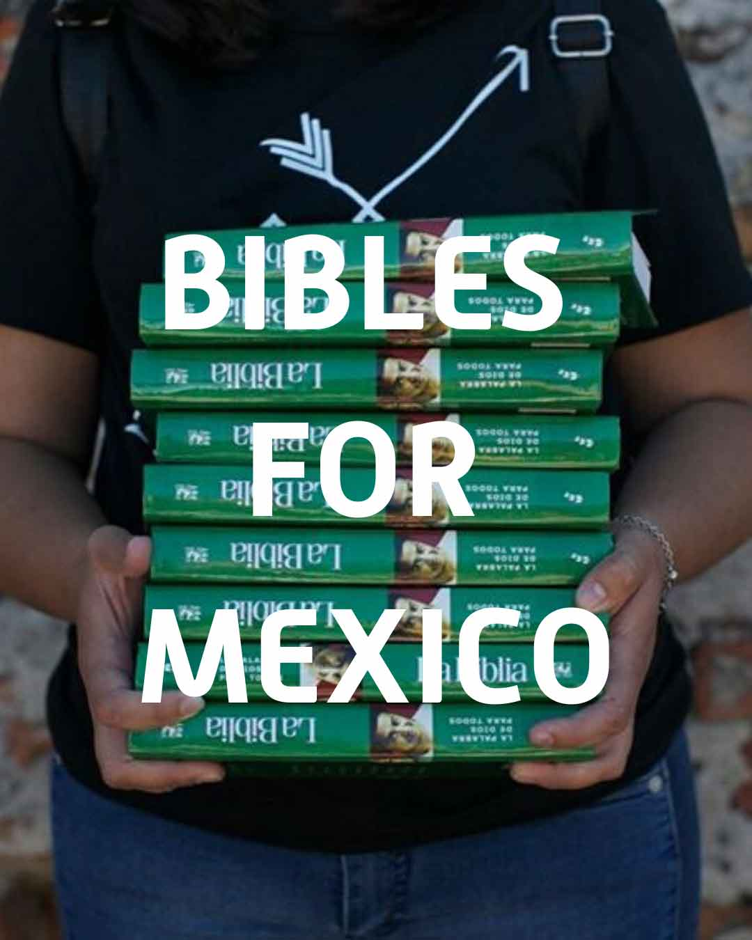 Bibles for Mexico