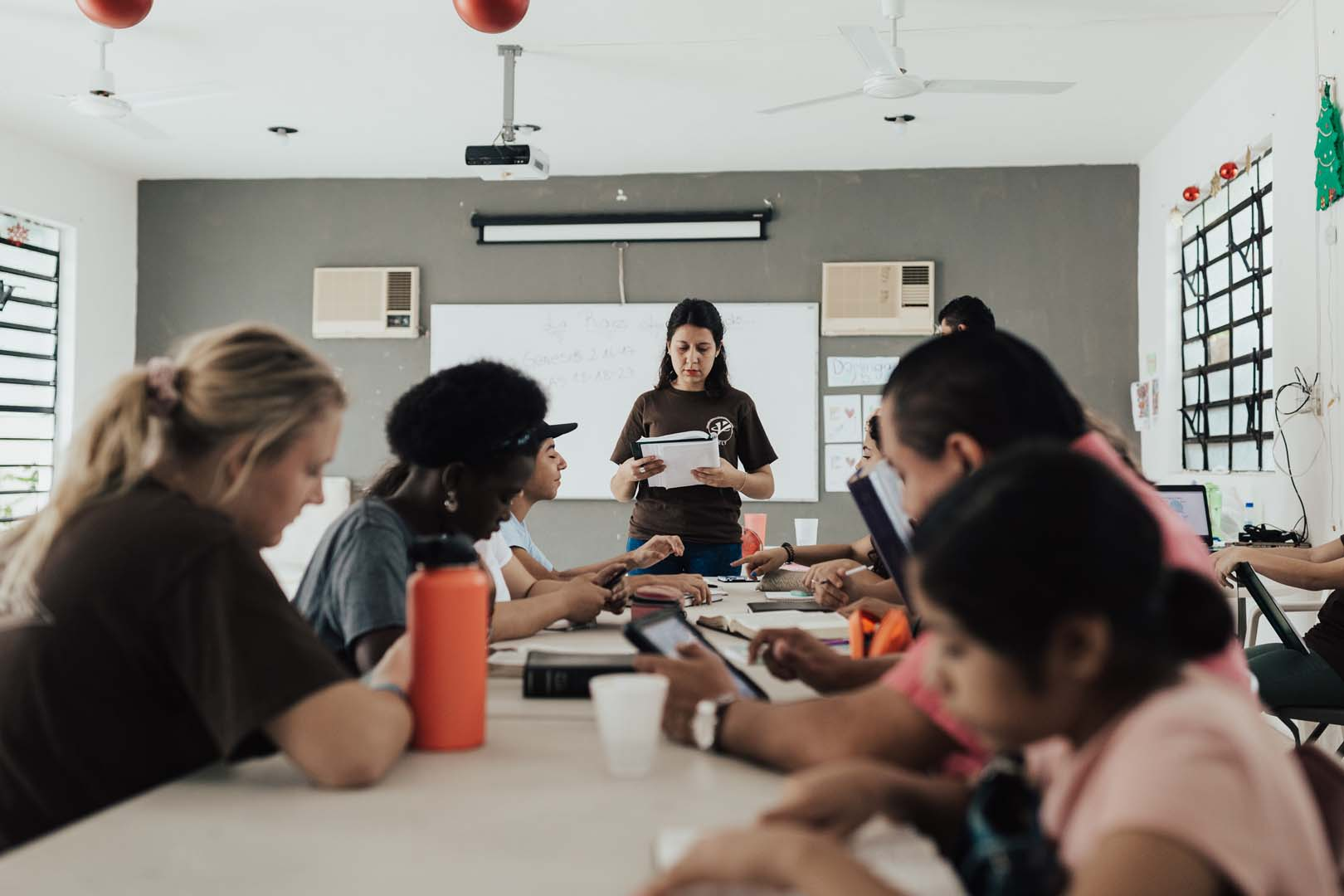 Further your missionary training with YWAM's University of the Nations